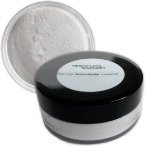 Make Up Fixing Powder Transparent #0 20g