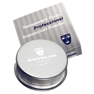 Kryolan Fixing Powder transparent 20g