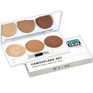 Dermacolor Camouflage Make-Up 3er Set Kryolan
