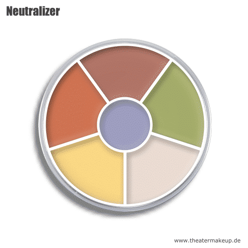 Concealer Circle Kryolan Neutralizer