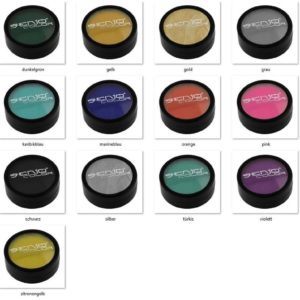 Color Palette Senjo Color Cake Makeup Colors Water Makeup